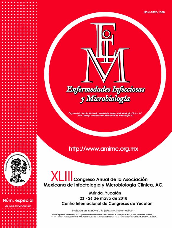 NÚMERO ESPECIAL XLIII CONGRESO ANUAL MÉRIDA 2018