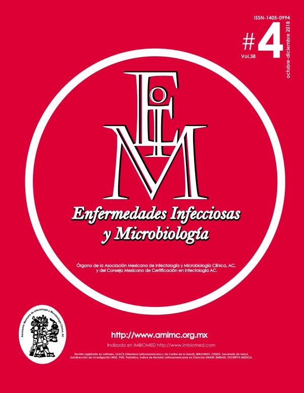 Revista Enfermedades Infecciosas y Microbiología #4 2018