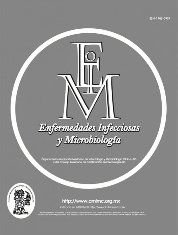 REVISTA ENFERMEDADES INFECCIOSAS Y MICROBOLOGÍA #3 2020
