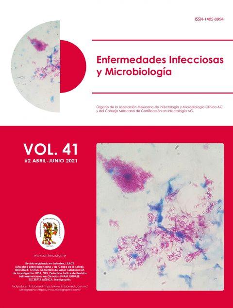 REVISTA ENFERMEDADES INFECCIOSAS Y MICROBIOLOGÍA # 2 ABRIL-JUNIO 2021
